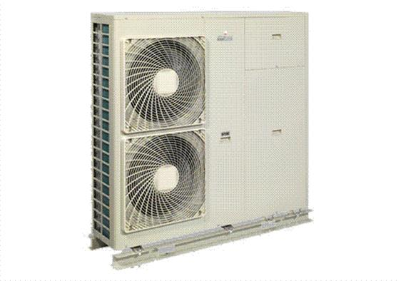 EDHQ011BB6V3 - Daikin Altherma Low Temperature Monoblock heating only without bottom plate heater 1 ph