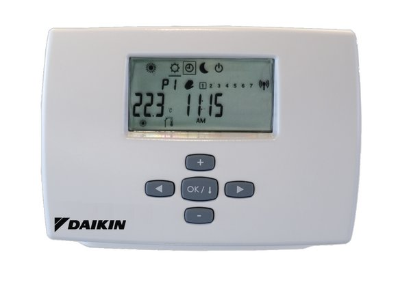 Ekrtwa Daikin Altherma Wired Thermostat Ej Fidgeon