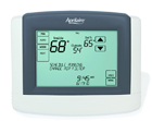 CD-8600 - Touch sceen HP or HC programmable thermostat