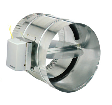"CD-6606 - 150mm (6"") normally open/power closed damper"